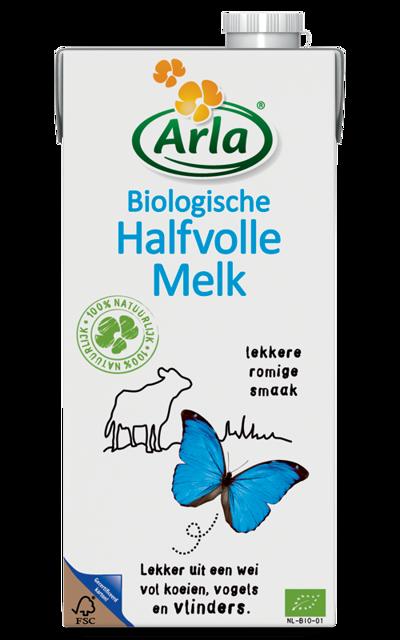 lactosevrije melk gezond